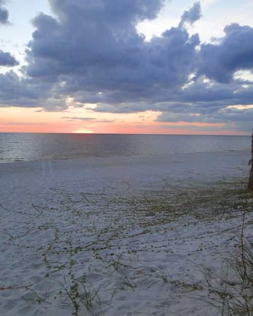 St George Island and Mexico Beach