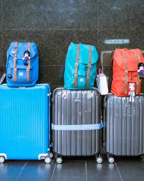 International luggage