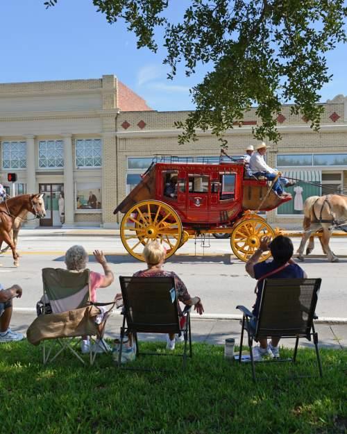 Okeechobee parade
