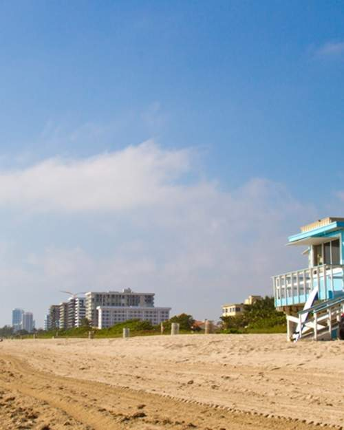 What makes the beach in Surfside stand out from the rest is the cheerful cleanliness, natural scenery and the dedication to making every visit simply amazing.