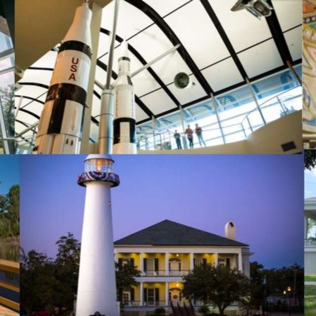 Coastal Mississippi Attractions Pass