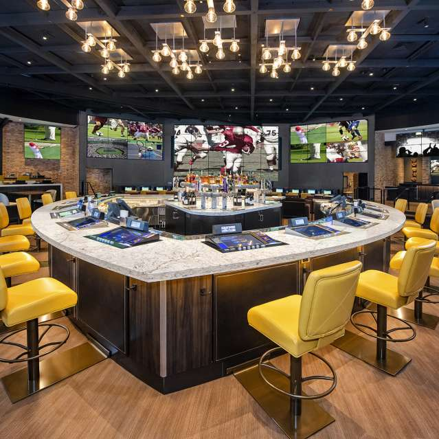 TAP Sportsbook at Beau Rivage