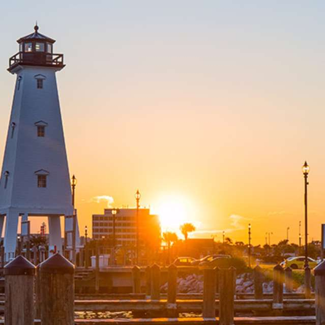 Gulfport Harbor Lighthouse