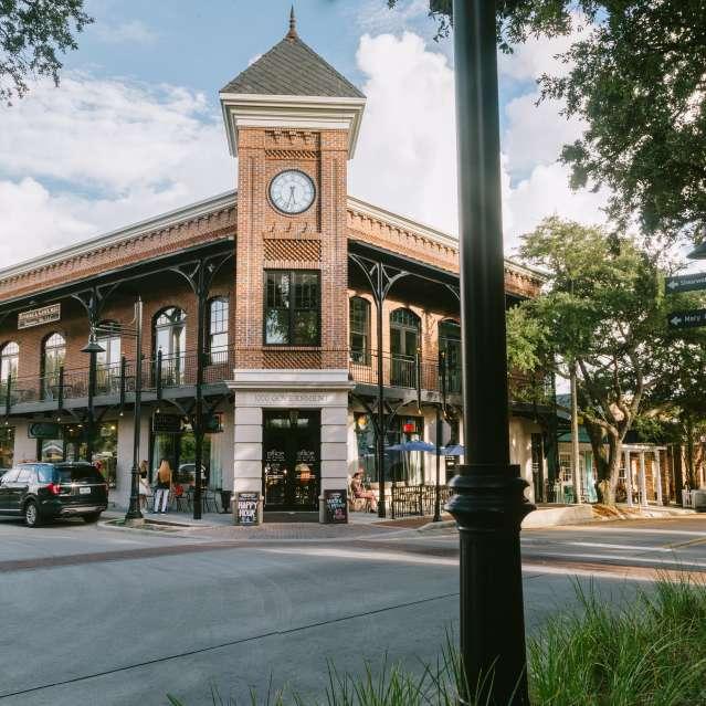 Downtown Ocean Springs - Header