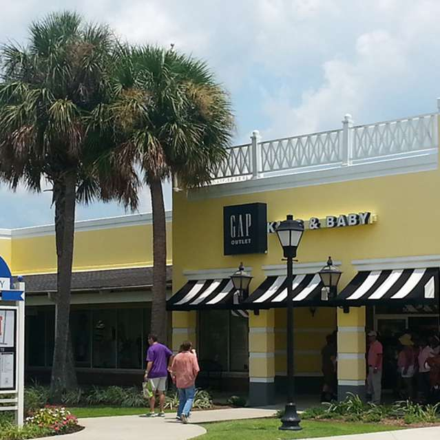 Gulf Coast Outlet Centers