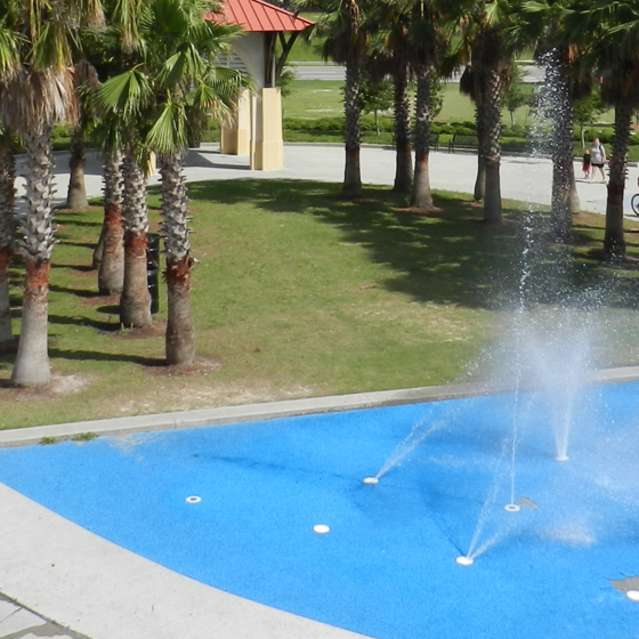 Splash Pads In Coastal Mississippi Free Family Water Activities