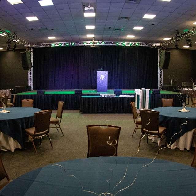Social Distancing in Meetings - IP Casino