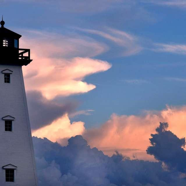 Gulfport Lighthouse - Header - Tim Isbell