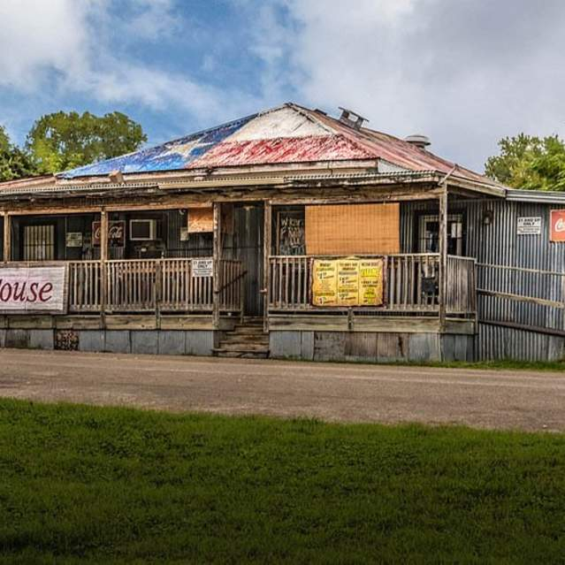 Exterior of Jack's Roadhouse