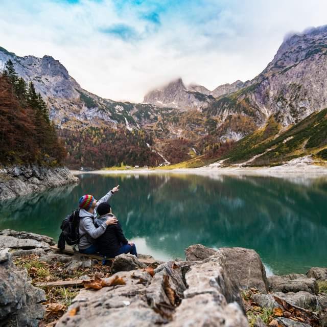 Beaufiful lake