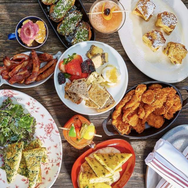 The Rustic Brunch