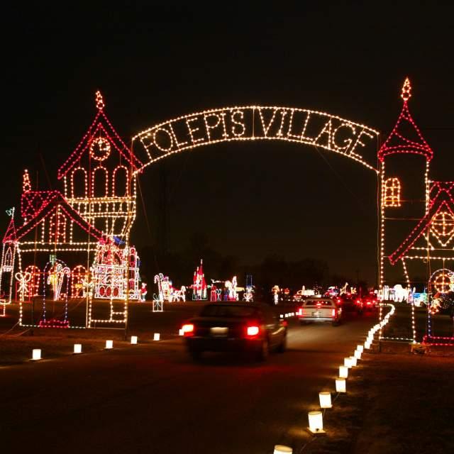 Pnc Bank Arts Center Christmas Lights 2020 87.9 Peoria's CVB   Welcome
