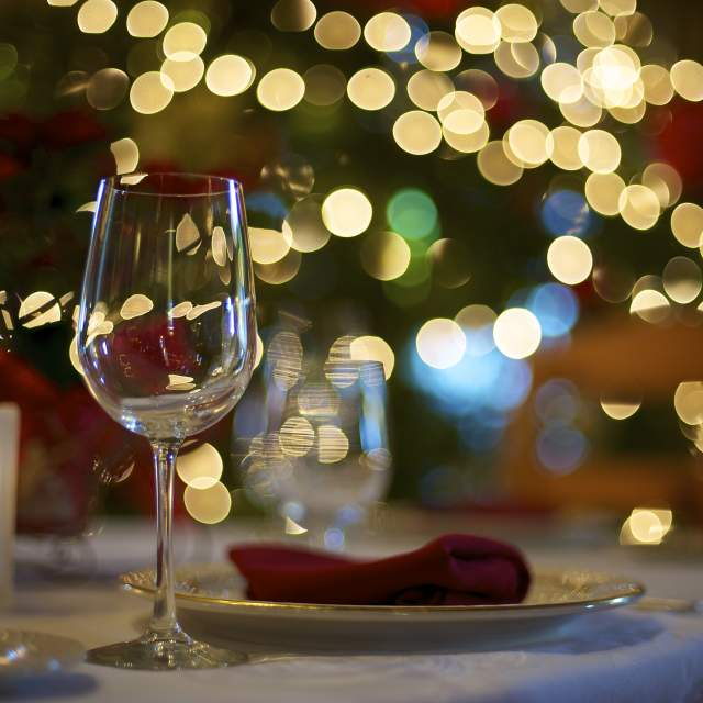 Holiday Dining in the Pocono Mountains