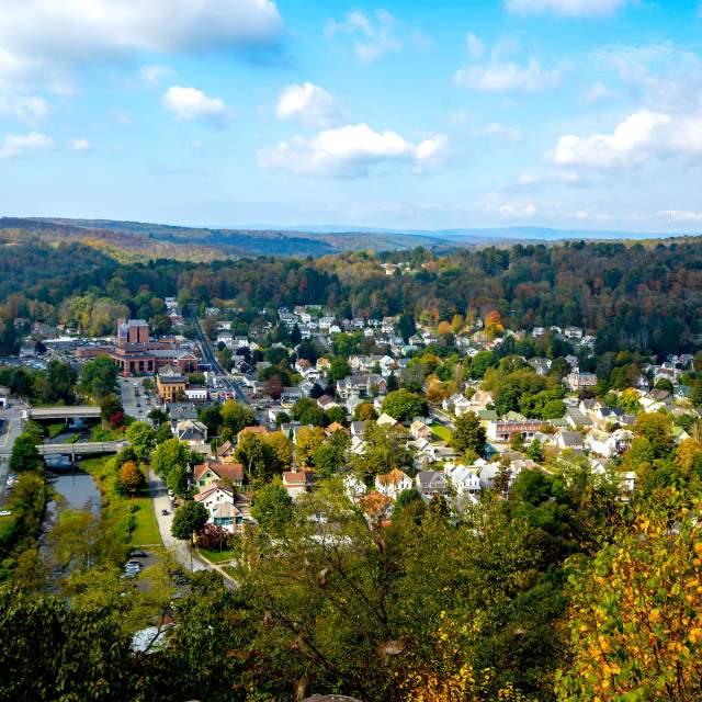 Explore the Pocono Mountains in Fall