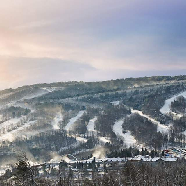 Hit the slopes this winter in the Poconos
