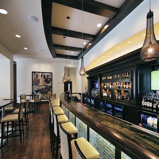 Hamilton's Kitchen bar