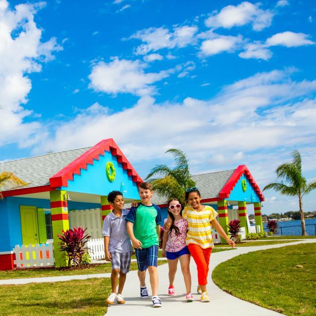 LEGOLAND® Florida Resort kids bungalows