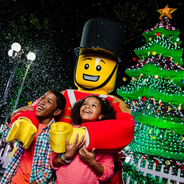 Christmas at LEGOLAND Florida Resort