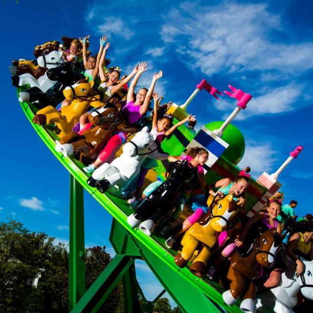 LEGOLAND® Florida Resort ride