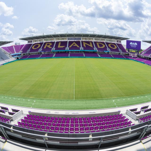 Orlando City Soccer Club Explora Stadium