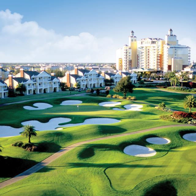 Reunion Resort Golf Courses resort overview and Palmer course