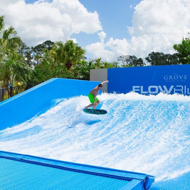 The Grove Resort Flowrider® Double