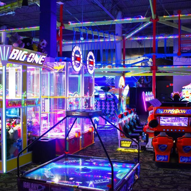 Andretti Indoor Karting & Games arcade