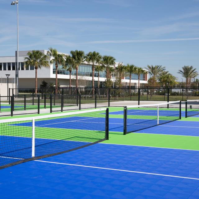 USTA National Campus Nemours Family Zone