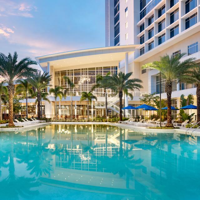 JW Marriott Orlando Bonnet Creek Resort & Spa pool