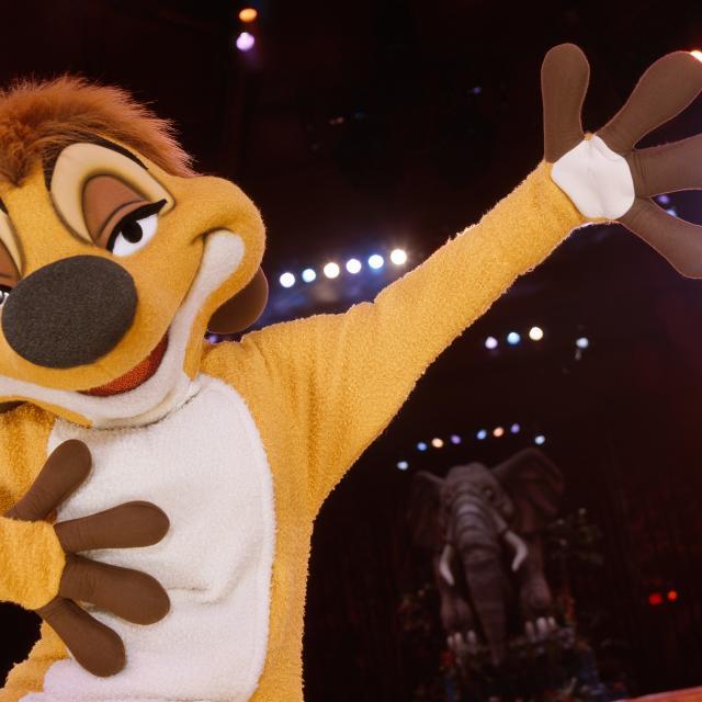 Hakuna Matata Time Dance Party at Disney's Animal Kingdom Theme Park