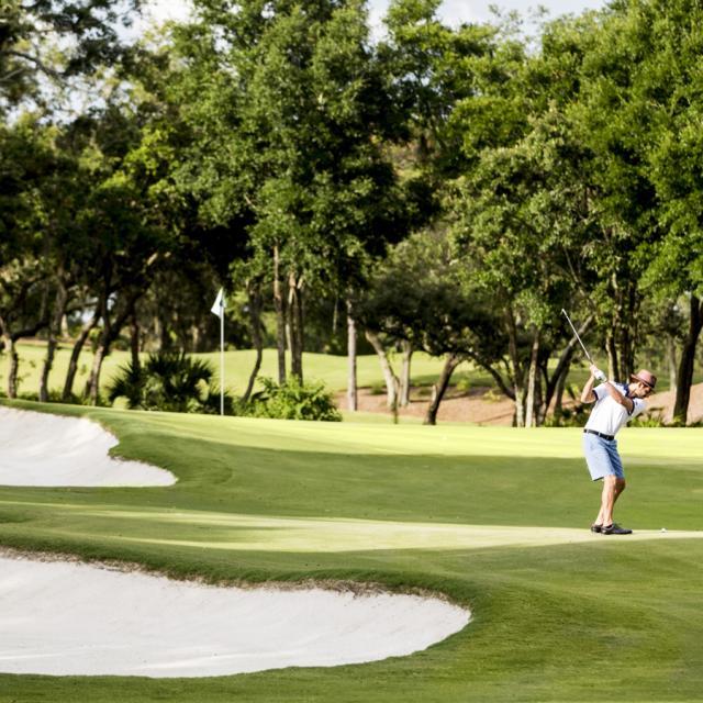 """Schoolcation"" at the Four Seasons Resort Orlando at Walt Disney World® Resort, featuring golf"