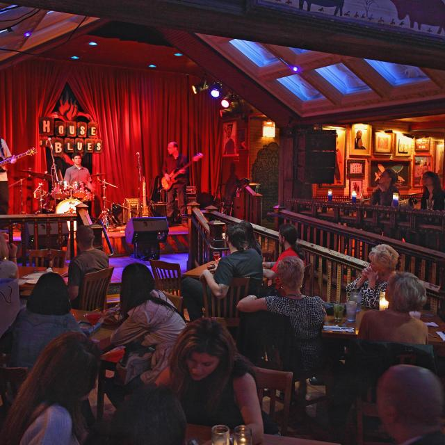 House of Blues band