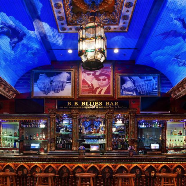 House of Blues Music Hall bar