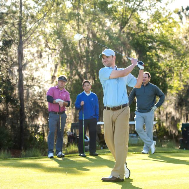 Lake Nona Golf & Country Club golfers