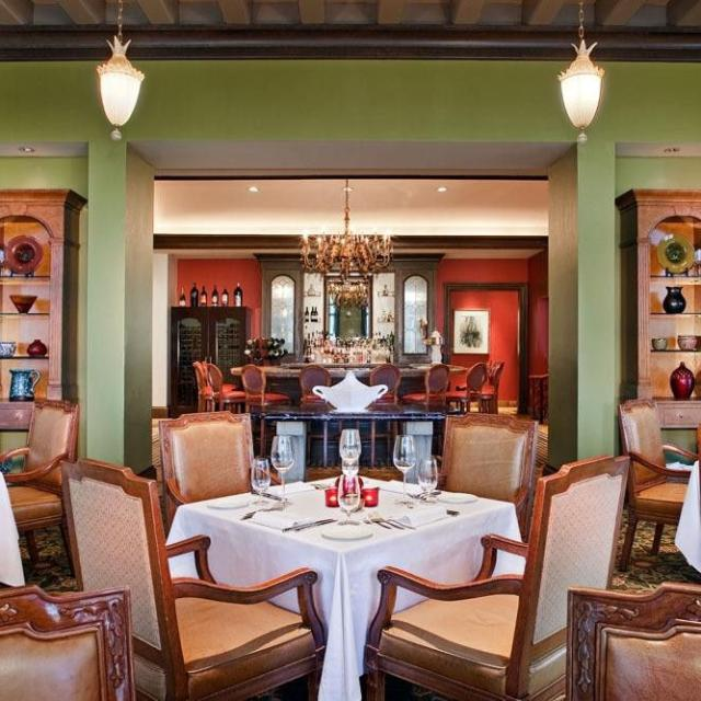 Primo by Melissa Kelly restaurant interior