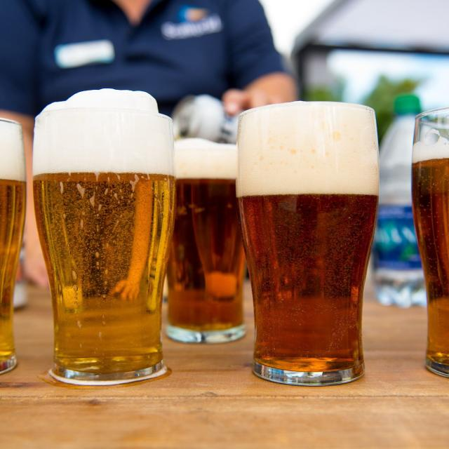 SeaWorld Craft Beer Festival weekends September 7-29