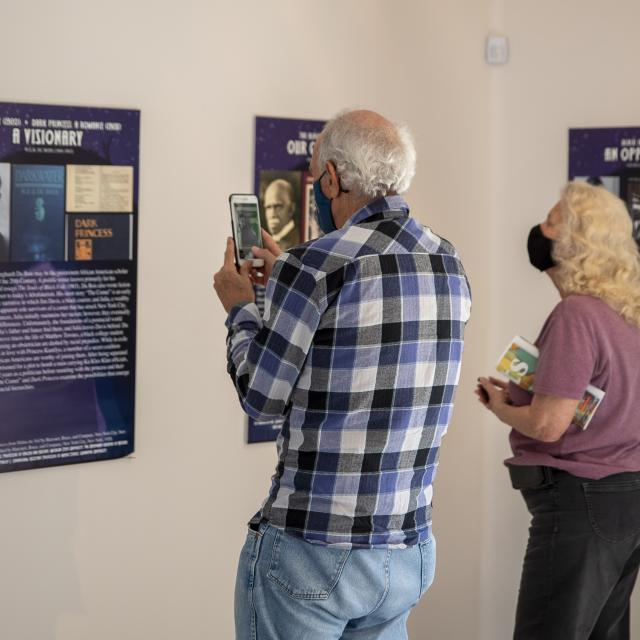 Zora Neale Hurston Museum in Eatonville
