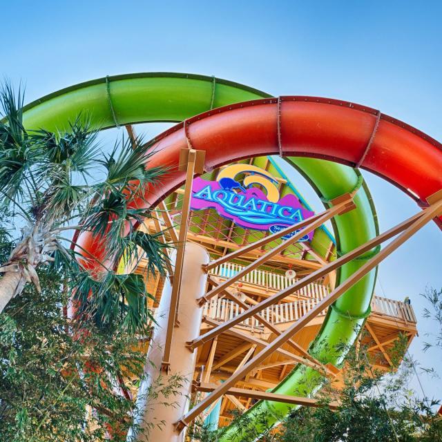Aquatica® Orlando ihu breakaway falls