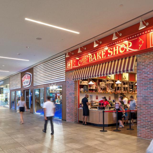 The Florida Mall Carlo's Bake Shop entrance