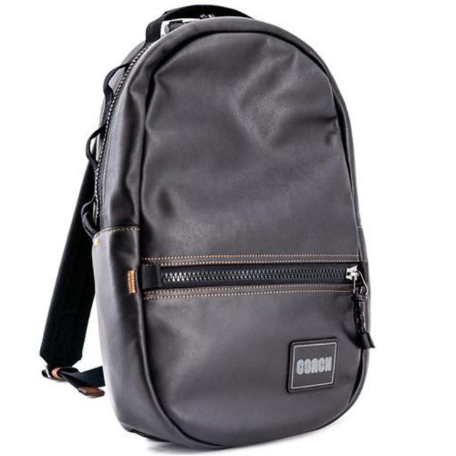 A backpack from the Coach store at The Mall at Millenia.