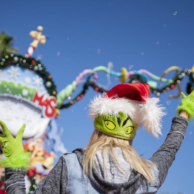 Seuss Landing at Universal Studios Florida
