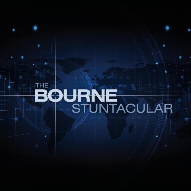 The Bourne Stuntacular at Universal Studios Florida