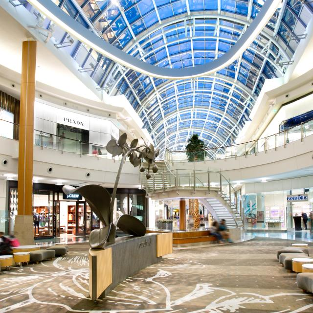 The Mall at Millenia Orchid Court