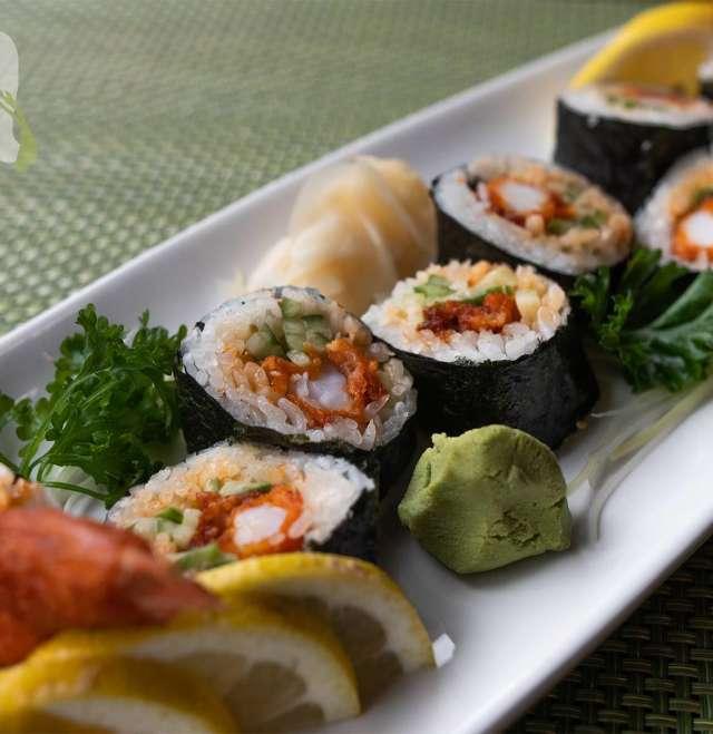 sushi manila