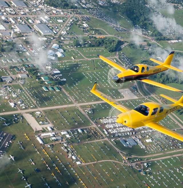 AirVenture Aerial