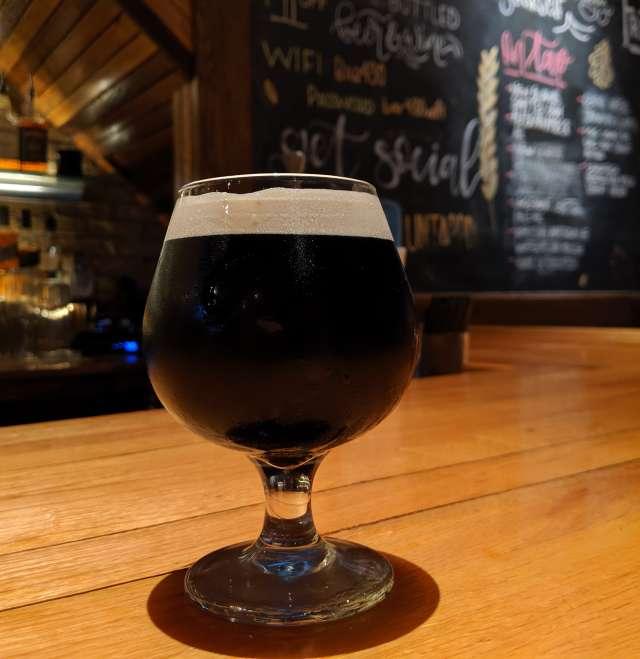 Beer at Bar 430
