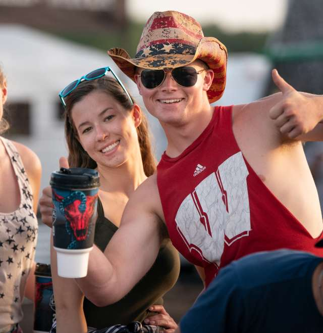 CUSA Happy People