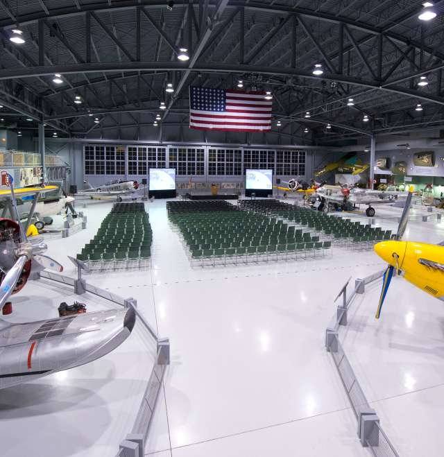 EAA Aviation Museum Meeting Space