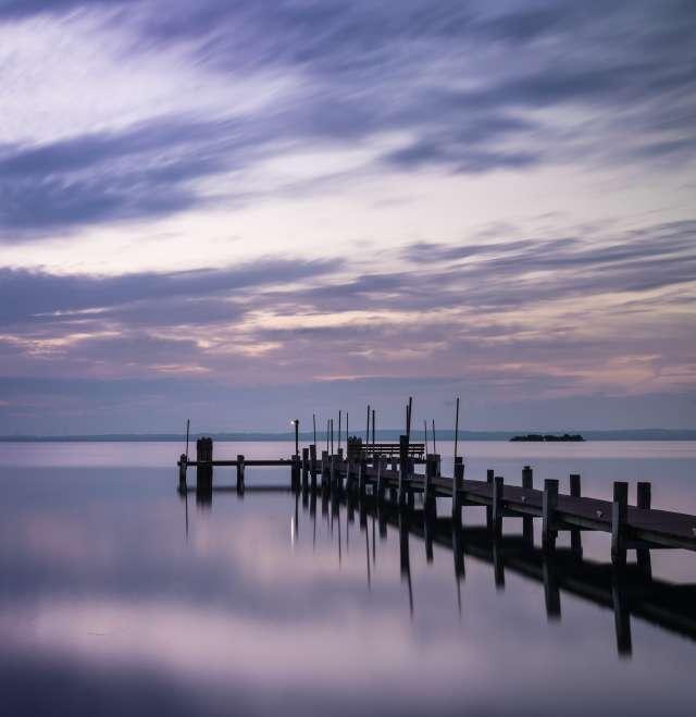 Lake Winnebago Pier