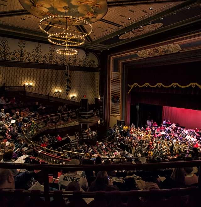 Grand Opera House Event